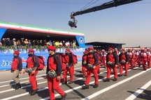 5500 امدادگر و نجاتگر به مسافران نوروزی خدمات رسانی می کنند