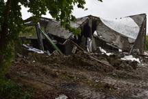 171 مورد ساخت و ساز غیرمجاز در ساوجبلاغ تخریب شد