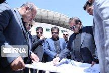 سالن ورزشی ۶ هزار نفره شیراز و افق های روشن برای فارس