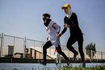 بانوان دونده نابینای فارس پنج مدال طلای کشوری کسب کردند