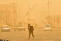 وزش باد در سیستان به 100 کیلومتر بر ساعت می رسد