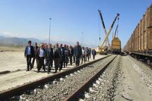 راه آهن آستارا اقتصاد ایران و جمهوری آذربایجان را توسعه می دهد