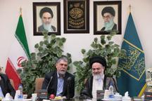 آثار مکتوب حوزویان باید حمایت شود تمجید از انتخاب صالحی به عنوان وزیرارشاد