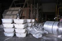 بازگشت آلومینیوم پارس ساوه به چرخه تولید
