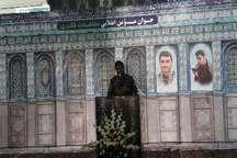 دشمنان از رشادت های جوانان مومن و رشید ایران اسلامی می ترسند