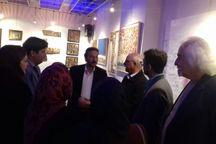 نمایشگاه گروهی بانوان هنرمند شاهرودی گشایش یافت