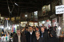 بافت تاریخی بازار اردبیل احیا می شود