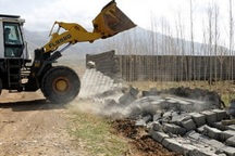 شهرستان ری بیشترین درصد تخریب ساخت و ساز غیرمجاز استان تهران را دارد