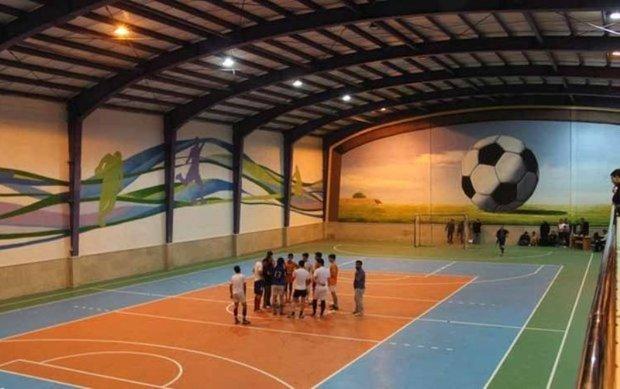 زیرساخت های ورزشی استان بوشهر توسعه یافته است