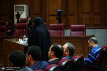 آغاز ششمین جلسه رسیدگی به اتهامات شبنم نعمتزاده و احمدرضا لشکریپور
