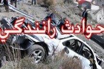 حوادث رانندگی در نایین پنج مصدوم و 2 کشته برجا گذاشت