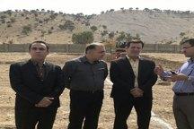 پروژه آبرسانی به ملکشاهی سال 97 بهره برداری می شود