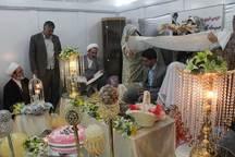 خانواده ها مراسم ازدواج خود را ساده در جوار بقاع متبرکه برگزار کنند