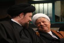 سید حسن خمینی: براى من تلخ ترین حادثه چندین سال اخیر رحلت ناباورانه آقای هاشمی بود/ براى نسل ما آقاى هاشمى معناى دیگرى داشت