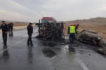 سانحه رانندگی در آذربایجان شرقی 6 کشته بر جای گذاشت