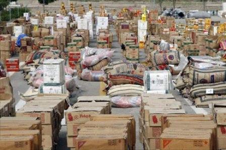 کشف بیش از 20 میلیارد ریال کالای قاچاق در فارس