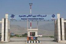 مدیر فرودگاه بجنورد خواستار افزایش پروازها به تهران شد