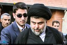 مقتدی صدر به ایران سفر کرد