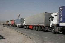 418 هزار تن کالا از گمرکات آذربایجان غربی صادر شد