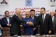تحریمهای آمریکا مانع قرارداد ایران و رنو نشد