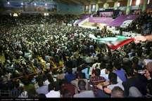 حاشیه های سفر دکتر روحانی به کرمانشاه