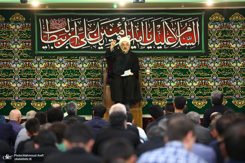 احیای شب نوزدهم ماه مبارک رمضان در دارالزهرا(س) / مقدم