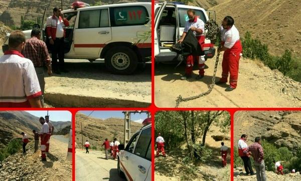 هویت اجساد زن و مرد جوان در دست بررسی است حادثه دیدگان کوهنورد نبودند
