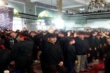 برگزاری آیین سوگواری احلی من العسل در 14 شهرستان گیلان