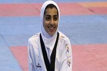 مهلا مومن زاده : برای کسب مدال المپیک جسورانه می جنگم