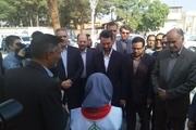 وزیر ارتباطات به کاشمر سفر کرد