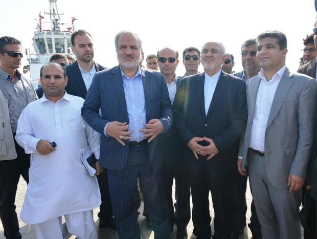 راه اندازی خط کشتیرانی دریایی چابهار- کراچی ضروری است