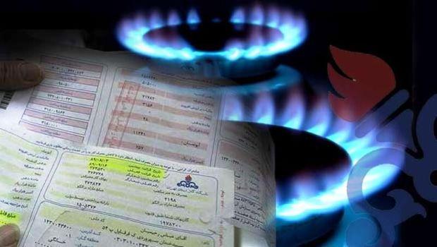 قبض کاغذی ۲۱۰ هزار مشترک گاز زنجانی حذف شد