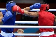 بوکسور سیستان و بلوچستان در رقابت های بین المللی حضور یافت