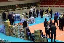 مرهم ورزشکاران آذربایجان شرقی برای سیل زدگان