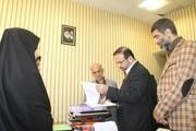بازدید رئیس کل دادگستری استان البرز از ساختمان مرکزی شورای حل اختلاف