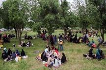 تدابیر پلیس استان قزوین در روز طبیعت خودداری مردم از توقف در کنار رودها و دامنه کوهها