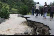 خسارت بارندگی ها در لاهیجان جزئی است