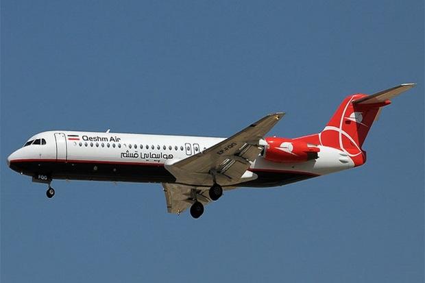 پروازهای نوروزی از اردبیل به عراق و بالعکس دایر می شود