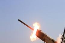 حمله موشکی به پایگاه ارتش آمریکا در عراق