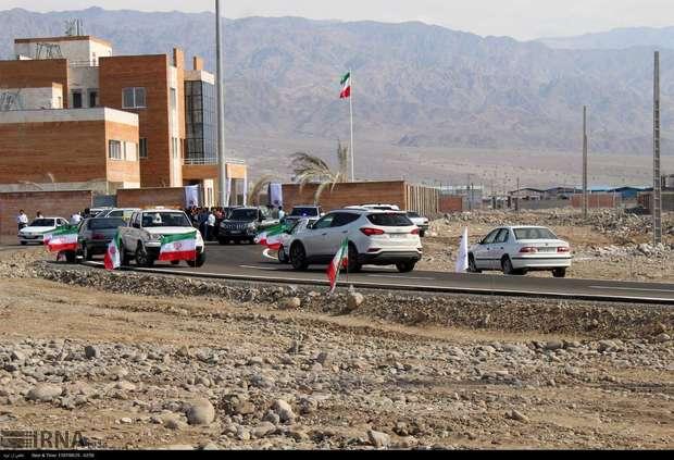 همزمان با دهه فجر 152 طرح عمرانی در جیرفت افتتاح می شود