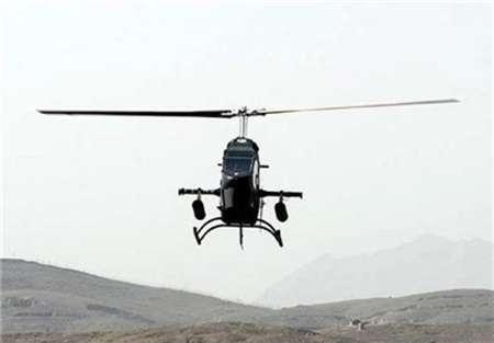 اختصاص یک فروند بالگرد برای اطفاء حریق جنگل های استان کرمانشاه