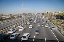 تردد خودرویی محور سیرجان در ایام نوروز امسال 25درصد رشد یافت