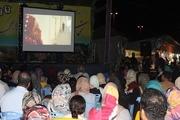 اکران فیلم های رایگان در مناطق محروم صحنه آغاز شد