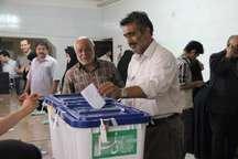 نگاهی به انتخابات یازدهمین دوره ریاست جمهوری در شهرستان پاکدشت