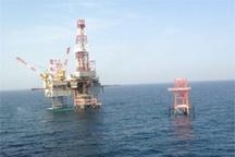 پروژه برداشت نفت از لایه نفتی پارس جنوبی افتتاح شد