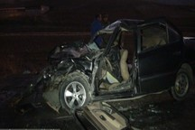 سانحه رانندگی در گلستان هفت کشته و زخمی بر جای گذاشت