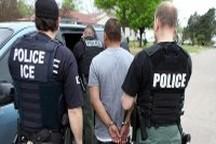 افزایش بازداشت مهاجران غیرقانونی در آمریکا