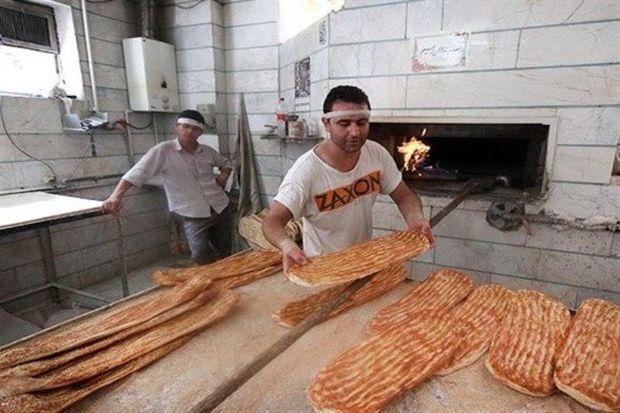 نانواهای آزادپز مازندران نرخ نان را خودسرانه افزایش دادند