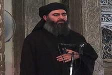 دستگیری ابوبکر البغدادی توسط نیروهای آمریکایی و انتقال وی به شمال سوریه