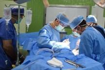 75886 عمل جراحی در بیمارستان امام رضا(ع) تبریز انجام شد